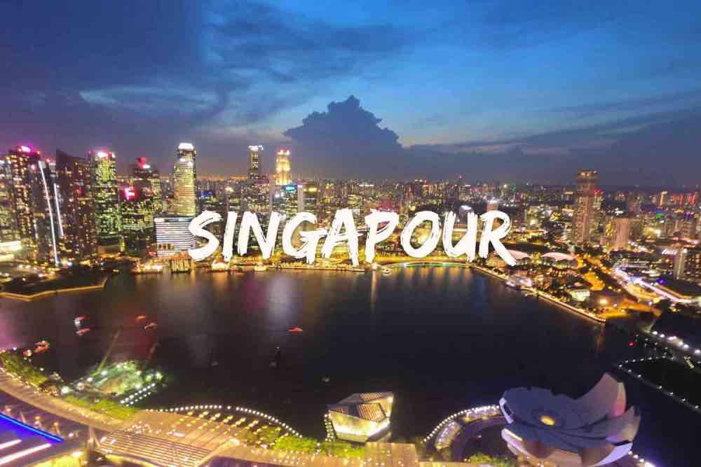 blog de voyage singapour