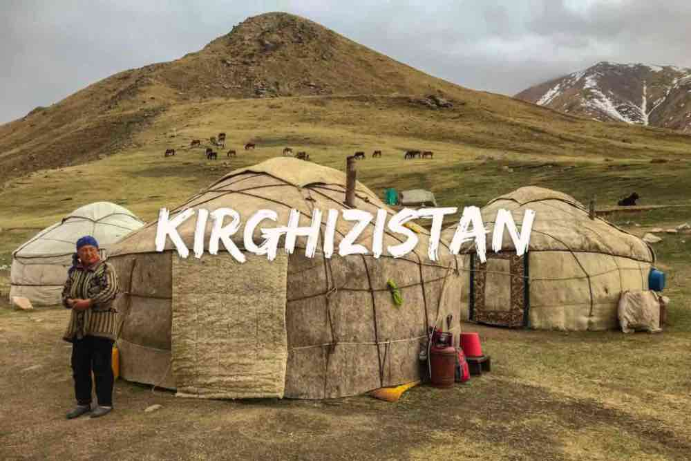 blog de voyage kirghizistan