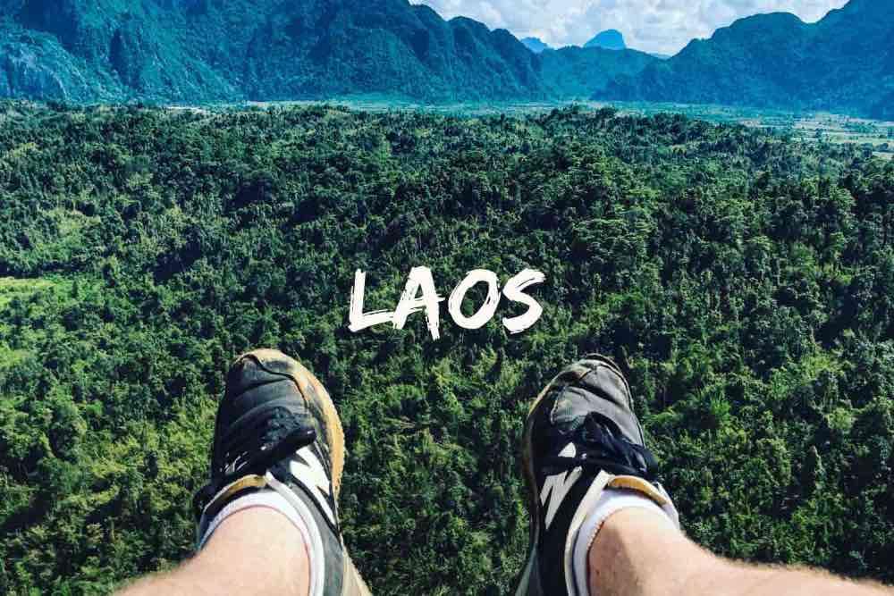 blog de voyage laos