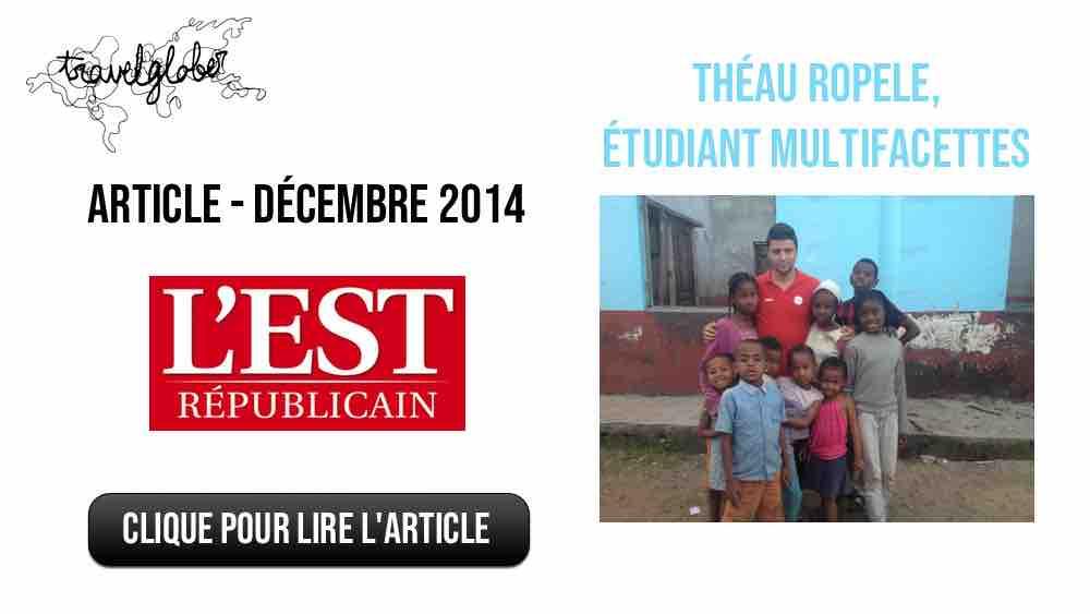 journal est républicain Madagascar théau