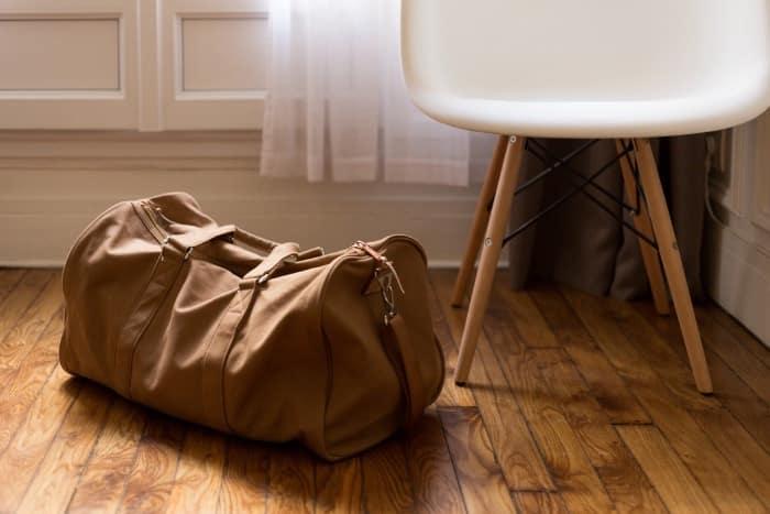 blog de voyage dime sions bagage cabine