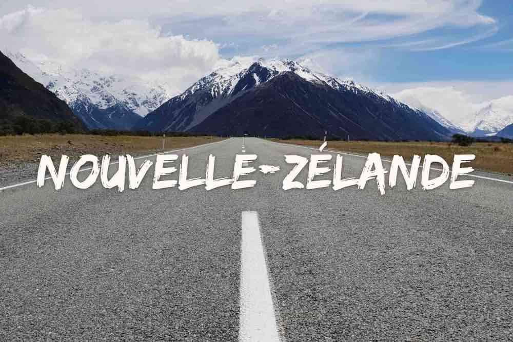 voyage en Nouvelle-Zélande blog de voyage
